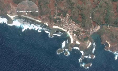 Land Blosok Beach